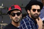 SEE PICS: Ranbir Kapoor and Aditya Roy Kapur party together, put rumours of rift to rest