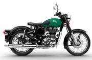 Royal Enfield reveals Redditch series of Classic 350 motorcycles