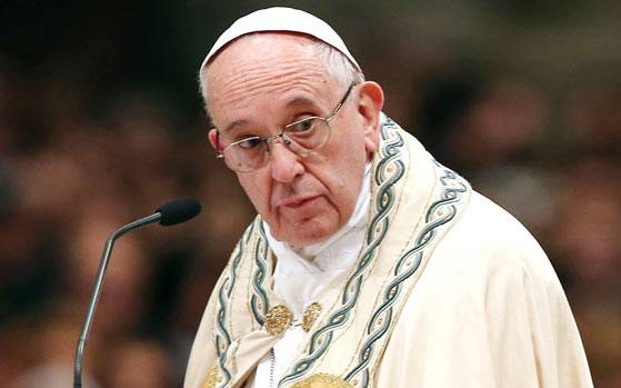Pope doesn't trust God on cyber safety and you too shouldn't
