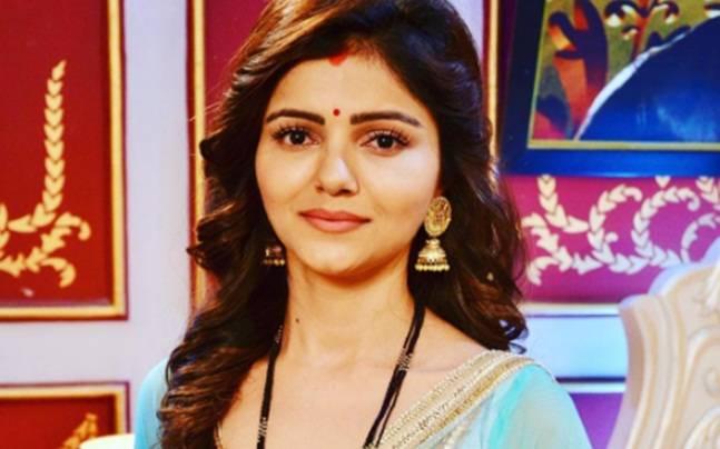 Shakti actress Rubina Dilaik.