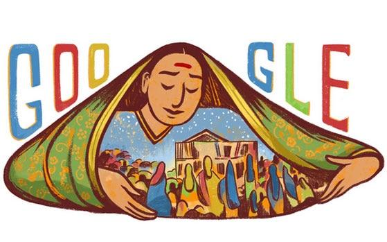 Google Doodle honors Savitribai Phule on her 186th birthday