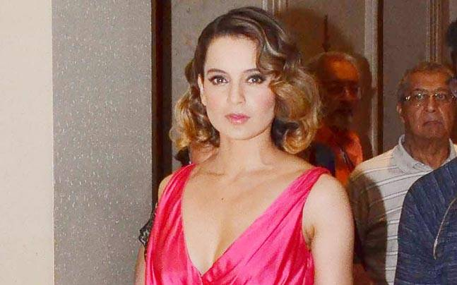 There aren't many things Kangana cannot pull off. Photo: Yogen Shah