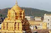 Despite demonetisation Tirupati temple earns over Rs 1,000 crore