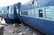 4 coaches of Patna-Bhabua Express derail at Jhakhim in Bihar's Aurangabad