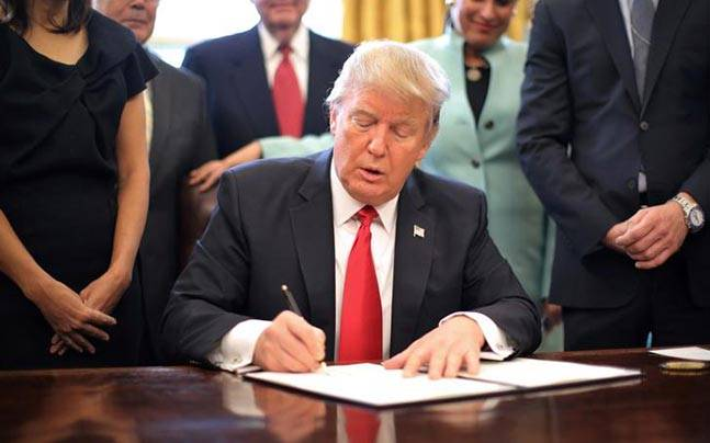 Trump drafts order to restrict H-1B and L1 visas - Education