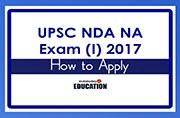 UPSC NDA NA Exam (I) 2017: Registrations begin today at upsc.gov.in