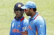 Why are Yuvraj Singh and MS Dhoni so dangerous together?