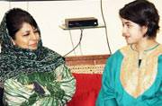 Mehbooba Mufti on Dangal's Zaira Wasim being bullied: Why do you want to trouble her more?