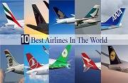 10 best airlines in the world