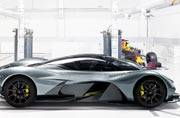 Aston Martin reveals more details of its AM-RB 001 Hypercar