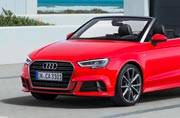 Audi A3 Cabriolet launched in India at Rs 47.98 lakh, Maruti Suzuki Baleno RS to be launched in India in March and other stories