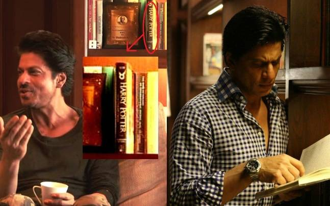 Not just Harry Potter, Shah Rukh Khan loves these books as well