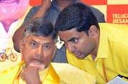 Another son-rise in South: Andhra CM Chandrababu Naidu's son Lokesh may contest MLC election