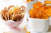 7 homemade chips that will make you forget all about potatoes and bananas