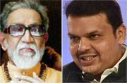 BMC polls: BJP launches campaign song on Fadnavis, Sena pins hopes on Balasaheb in video