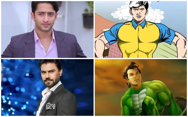 Comic characters that deserve TV series.