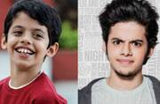 Darsheel Safary in teenage love story Quickie. The poster will make you feel old