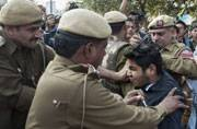 Ramjas professor recounts horror: Never seen students throwing chairs on teachers who taught them