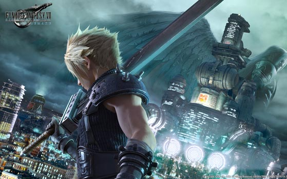 Final Fantasy VII Remake might not take 10 years in development