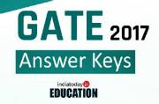 GATE 2017: Answer keys releasing on this date at gate.iitr.ernet.in