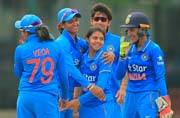 India beat Pakistan to enter final of Women's World Cup Qualifiers