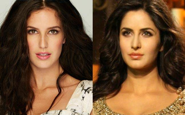 Katrina Kaif gets a tough competition in beauty with her ...
