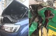 Ghaziabad police try 'hushing' Audi accident that killed 4