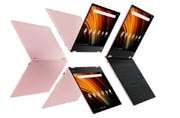 Lenovo's Yoga A12 is as futuristic as the Yoga Book but at half the price