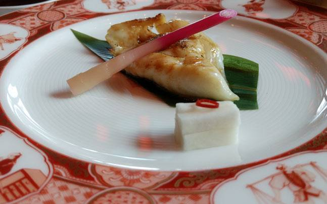 The new menu at Megu, The Leela Palace, will woo you with its Japanese flavours.