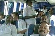 Mobile jammers, security cordon, regular patrols: How Sasikala is holding 'kidnapped' MLAs