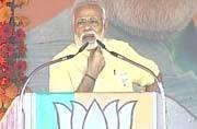Narendra Modi turns around the gadha joke on Akhilesh, says donkeys are loyal, responsible