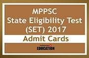 MPPSC State Eligibility Test SET 2017: Admit card released at mppsc.nic.in, download now