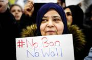 Arguments set for Tuesday over Trump's travel ban