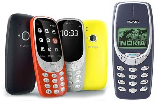 Nokia 3310 vs Nokia 3310