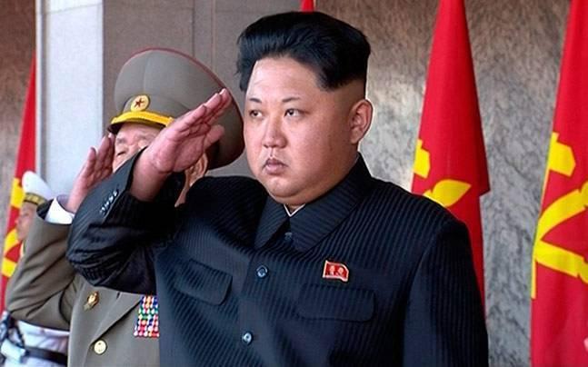 North Korea leader Kim Jong-Un (AP photo)