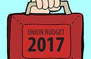 Union Budget 2017.