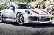 Porsche 911 R Limited Edition arrives in India