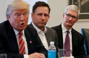 Apple, Google, Facebook and others to jointly draft a letter protesting Trump's Muslim ban