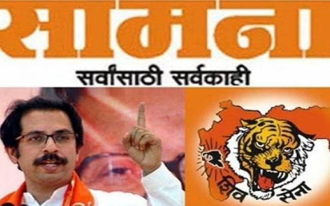 Shiv Sena mouthpiece Saamna claims the party will win BMC elections. (File Photo)