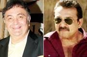Sanjay Dutt wanted to beat up Rishi Kapoor over an affair?