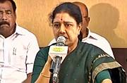 LIVE: Overwhelmed by support, no one can separate me and AIADMK: Sasikala