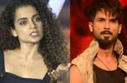 Shahid ends fight with Rangoon co-star Kangana: How it all went down