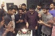Happy Birthday STR: Simbu celebrates birthday with AAA team