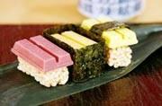 Sushi-shaped KitKats for Valentine