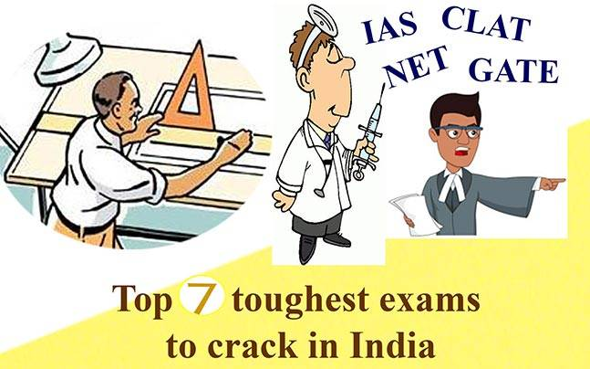 7 toughest exams to crack in India - Education Today News