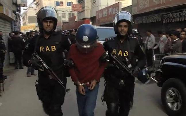 4 leaders arrested by RAB in Dhaka
