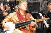 An excerpt from maestro Amjad Ali Khan's book, Master on Masters