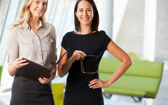 Why women enroll in Business Master's course?