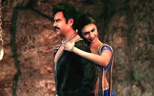 Rajinikanth, Deepika in Kochadaiyaan