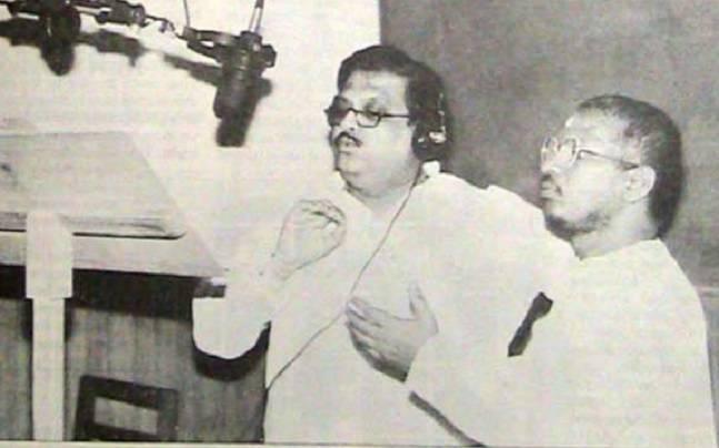 Balasubrahmanyam said he won't sing song composed by Illayaraja